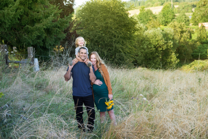 Lake Oswego Family Portraits